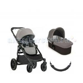 City Select Lux 2 в 1 с бампером Baby Jogger