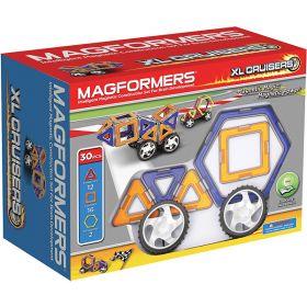Магнитный Xl Сruisers Машины 63073 Magformers