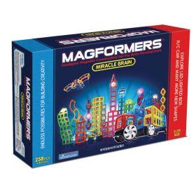 Магнитный Miracle Brain Set 63093 Magformers