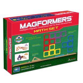 Магнитный набор Увлекательная Математика 63109 Magformers