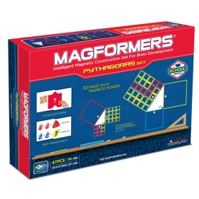 Магнитный Pythagoras Set 63113 Magformers