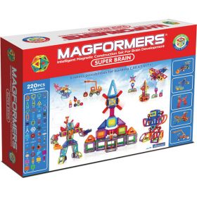 Магнитный Super Brain Up Set 63088 Magformers