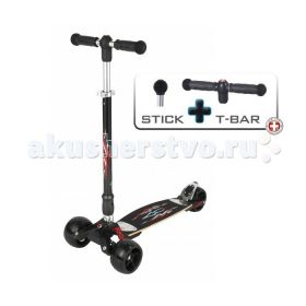 Kickboard Monster T-tube + Joystick Micro