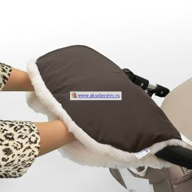 Муфта для рук на коляску Soft Fur Esspero