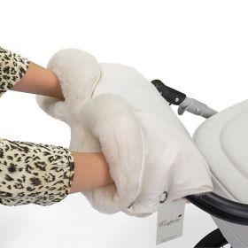 Муфта для рук на коляску Soft Fur Lux Esspero