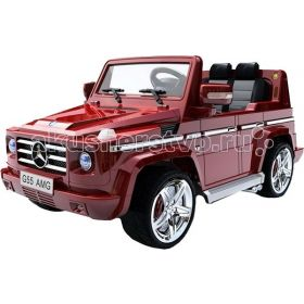 Mersedes Benz G55 AMG Barty