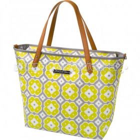 Сумка для мамы Downtown Tote Petunia Pickle Bottom