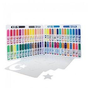 Гигантский набор фломастеров 60 шт. Crayola