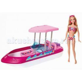 Кукла Барби с катером Barbie