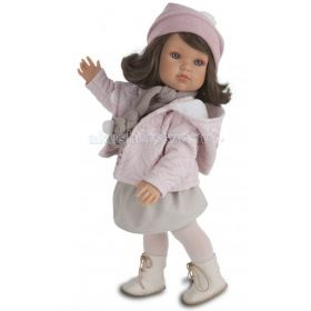Кукла Белла зимний наряд 45 см Munecas Antonio Juan