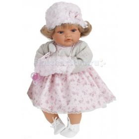 Кукла Белла плачущая 42 см Munecas Antonio Juan