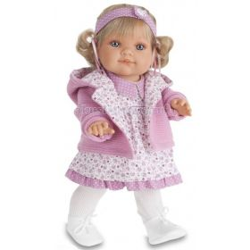 Кукла Фермина 38 см Munecas Antonio Juan