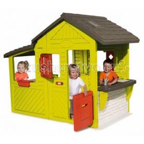 Игровой домик Садовод 2015 Smoby