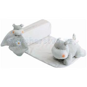 Подушка-позиционер для сна с игрушкой Jane