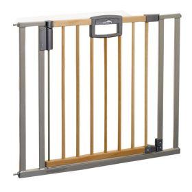 Ворота безопасности Easy Lock Wood 80,5-88,5х82,5cм Geuther