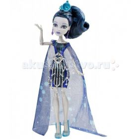 Кукла Эль Иди Бу Йорк, Бу Йорк Монстер Хай (Monster High)