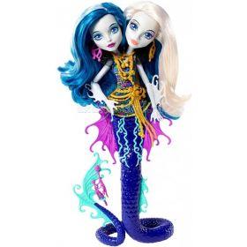 Кукла Пери и Перл Большой Скарьерный Риф Monster High