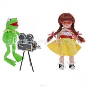Набор кукол Мегги и Кермит в Голливуде 20 см Madame Alexander