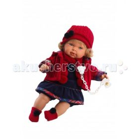 Кукла Марина 42 см L 42118 Llorens