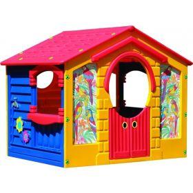 Игровой домик Коттедж Palplay (Marian Plast)