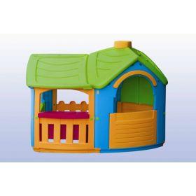 Игровой домик Вилла разборный Palplay (Marian Plast)