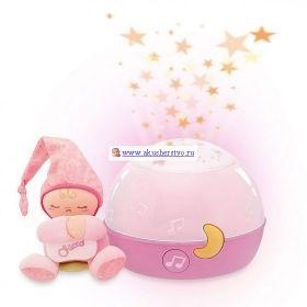 Звездный ночник-проектор Первые грёзы Chicco