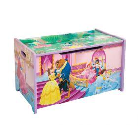 Короб для игрушек Принцесса Красавица и чудовище Disney