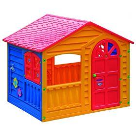Игровой домик с верандой Palplay (Marian Plast)