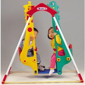 Жираф-Дракон для двоих детей Haenim Toy