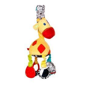 Bright Starts, Развивающая мягкая игрушка Жираф Bright Starts