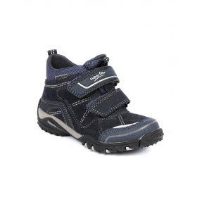 Superfit, Ботинки для мальчика (темно-синие) Superfit