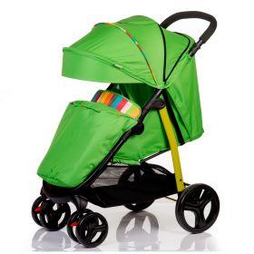Babyhit Прогулочная коляска Racy (зеленая с полосками) Babyhit