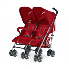 Cybex Коляска для двойни Twinyx Hot Spicy Cybex