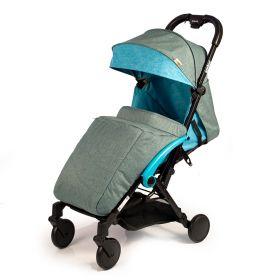 Babyhit Прогулочная коляска Amber (синяя) Babyhit
