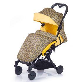 Babyhit Прогулочная коляска Amber (жёлтая) Babyhit