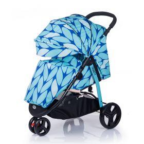 Babyhit Прогулочная коляска Trinity (синяя) Babyhit
