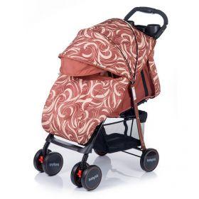 Babyhit Прогулочная коляска SIMPY (коричневая) Babyhit