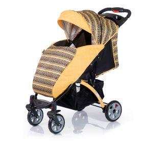 Babyhit, Прогулочная коляска Tetra (желтая) Babyhit