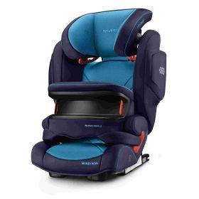 Recaro Автокресло Monza Nova IS Seatfix Xenon Blue (синее) Recaro