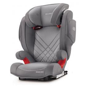 Recaro Автокресло Monza Nova 2 Seatfix Alluminum Grey (серое) Recaro