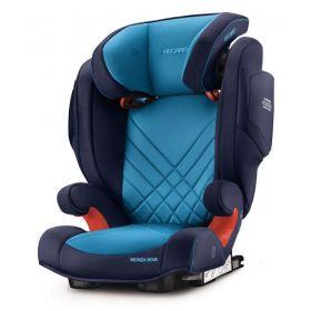 Recaro Автокресло Monza Nova 2 Seatfix Xenon Blue (синее) Recaro