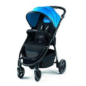 Recaro Прогулочная коляска Citylife Saphire (черный, голубой) Recaro