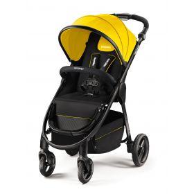 Recaro Прогулочная коляска Citylife Sunshine (желтый, черный) Recaro