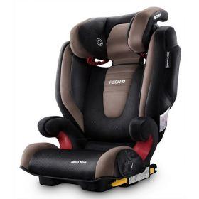 Recaro Автокресло Monza Nova 2 Seatfix Mocca (черное) Recaro