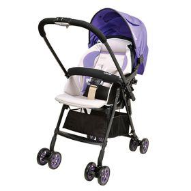 Combi Прогулочная коляска Well Comfort Purple (фиолетовая) Combi