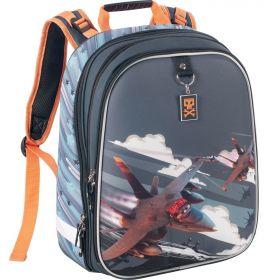 ErichKrause Школьный рюкзак Com Style с эргономичной спинкой Flying Planes ErichKrause