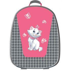ErichKrause Школьный рюкзак Com Style с эргономичной спинкой Cat Marie ErichKrause