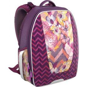 ErichKrause Школьный рюкзак Multi Pack с эргономичной спинкой Mistic Flowers ErichKrause