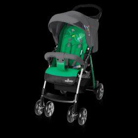 Baby Design Прогулочная коляска Mini 04 (зеленая) Baby Design