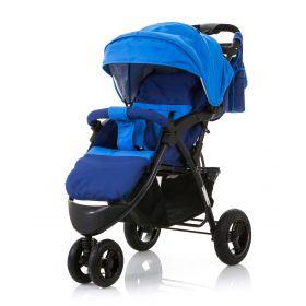 Babyhit Прогулочная коляска Voyage Air темно-синяя Babyhit